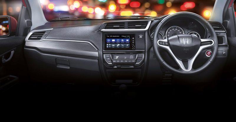 Honda BRV Dashboard