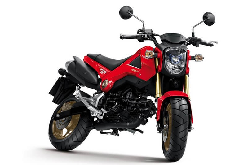 Honda Wave 125 Price >> Honda MSX125 Grom Price In India, Launch, Specs, Images, Features