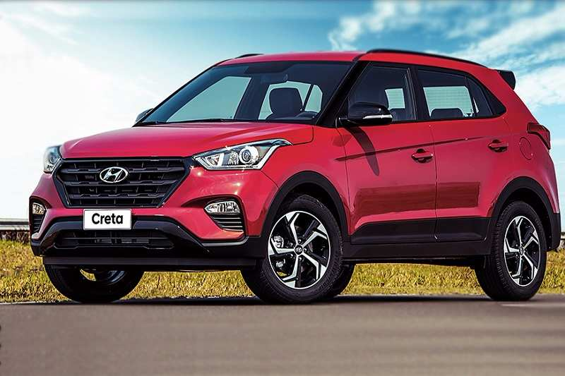 Hyundai Creta Sport Features