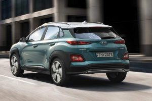 Hyundai Kona Electric India Details