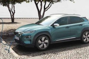 Hyundai Kona Electric India Features