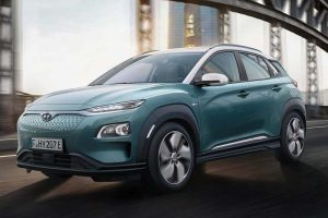 Hyundai Kona Electric India Specifications