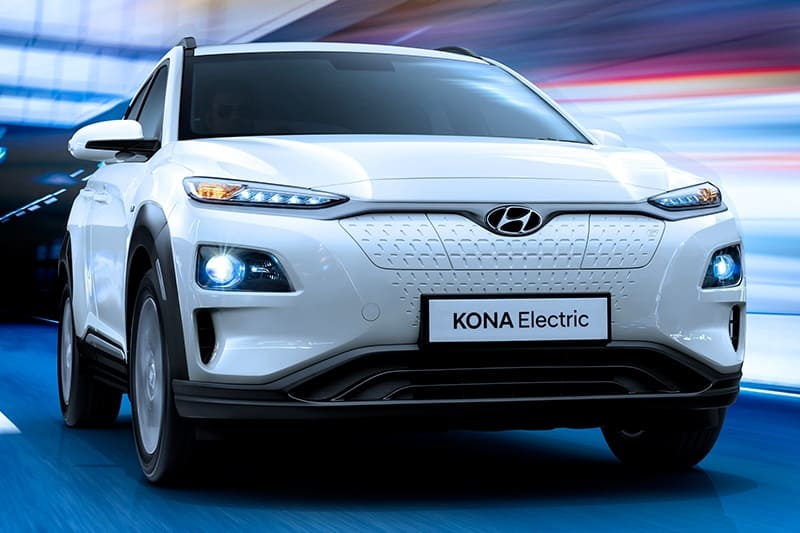 Hyundai Kona SUV India
