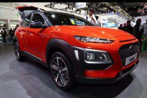 Hyundai Kona SUV Unveiled