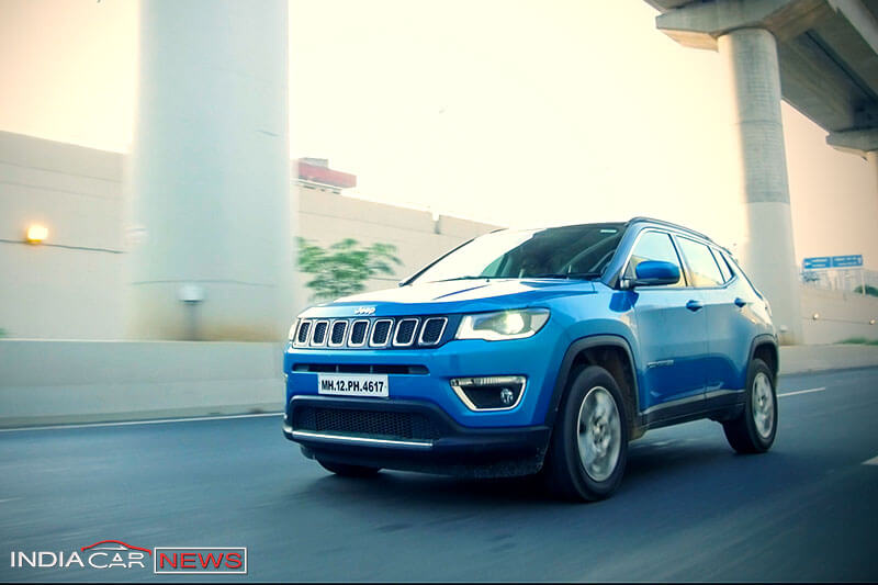 Jeep Compass Review Alloys