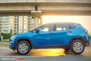 Jeep Compass Review Side