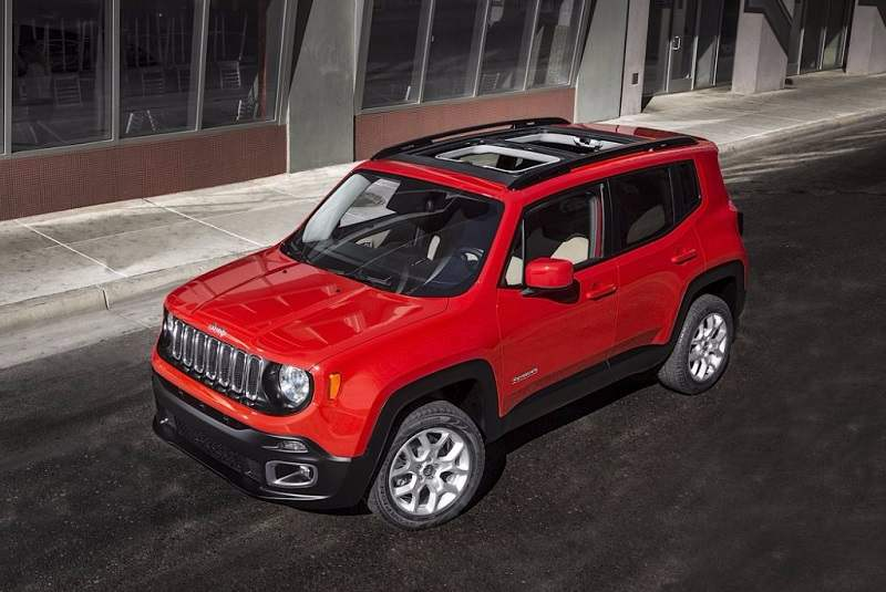 Jeep Renegade India Price Launch Specifications Interior