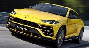 Lamborghini Urus India