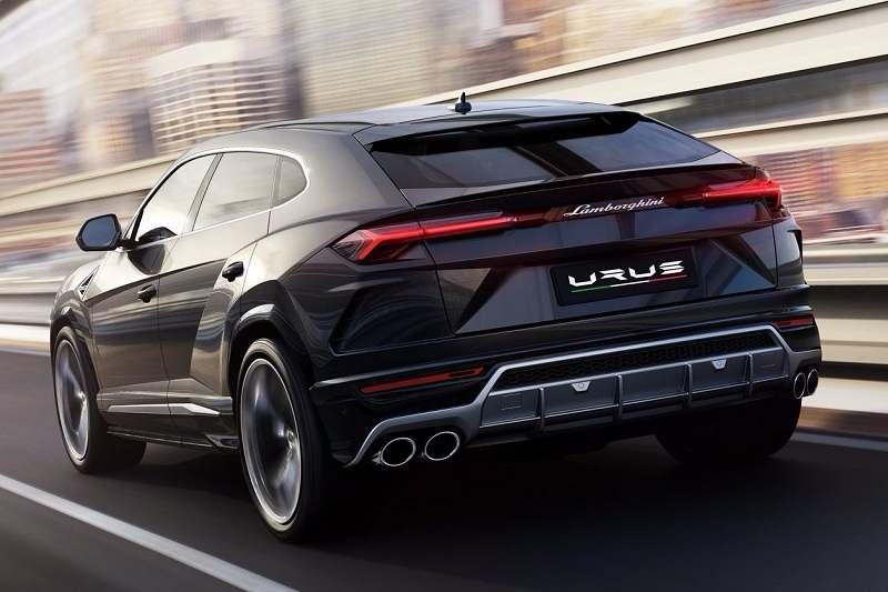 Lamborghini Urus SUV India