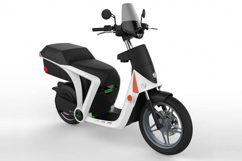 Mahindra GenZe Electric Scooter India