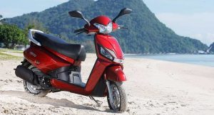 Mahindra electric scooter