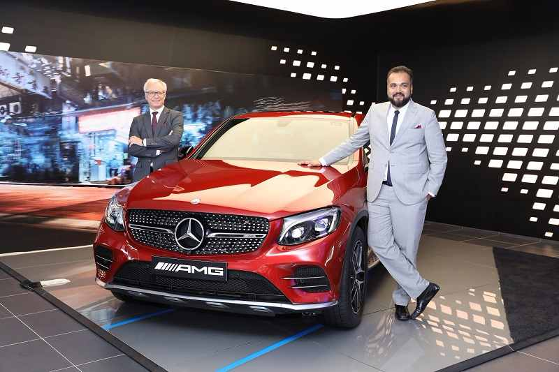 Mercedes Benz India New Goa Dealership