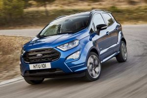 New Ford EcoSport Revealed