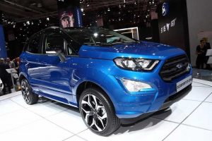 New Ford EcoSport Unveiled