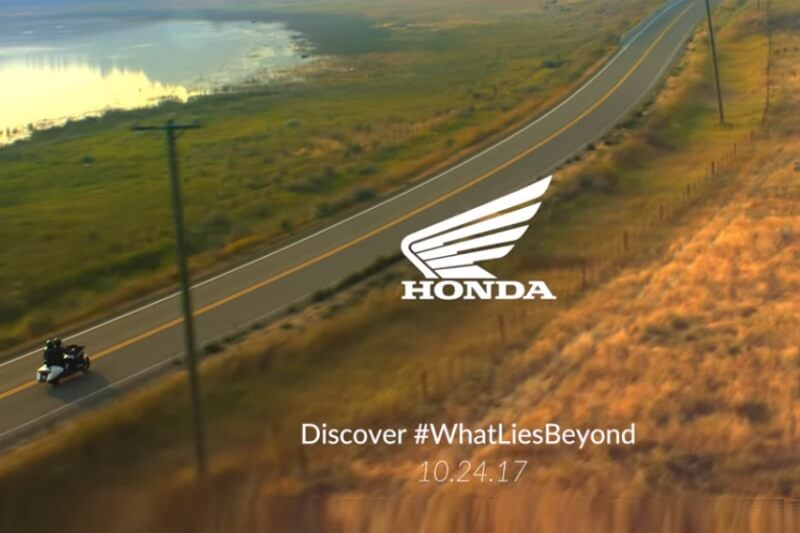 New Honda Bike Teaser