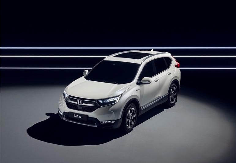 New Honda CRV Hybrid