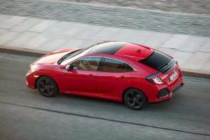 New Honda Civic Diesel & CR-V Hybrid Revealed - Pictures