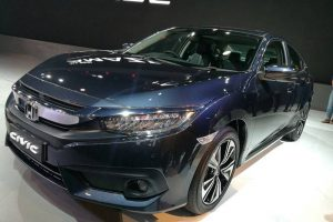 New Honda Civic 2018 sedan
