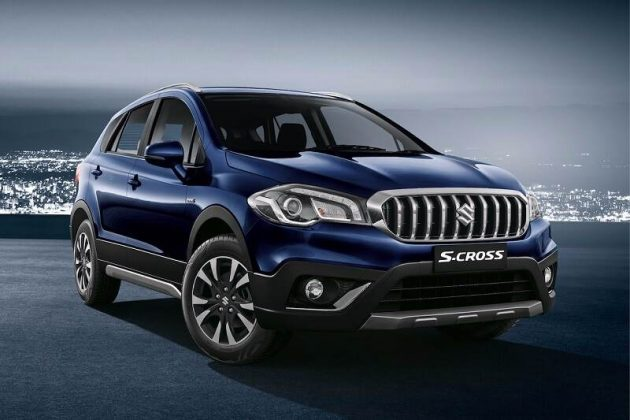 New Maruti S Cross Revealed
