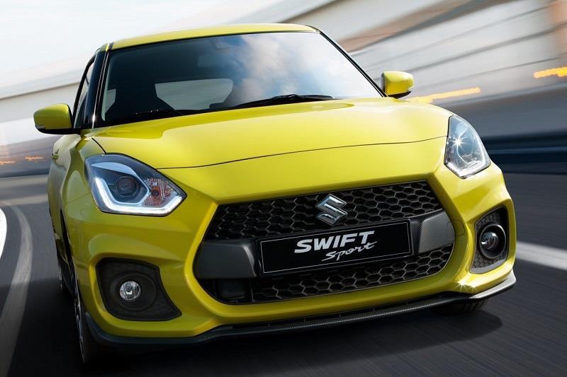 New Maruti Suzuki Swift Sport India 5