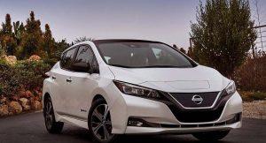 New Nissan Leaf 2018 Revealed