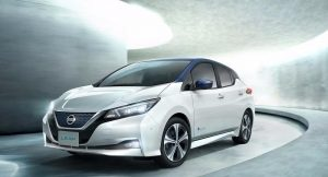 New Nissan Leaf 2018 India