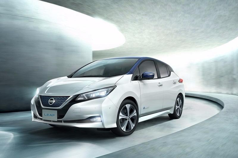New Nissan Leaf 2019 India