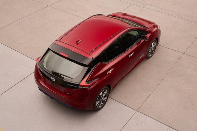 Upcoming Electric Cars - Nissan Leaf
