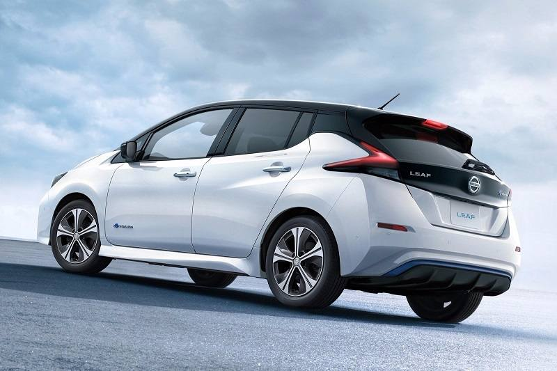 New Nissan Leaf 2019