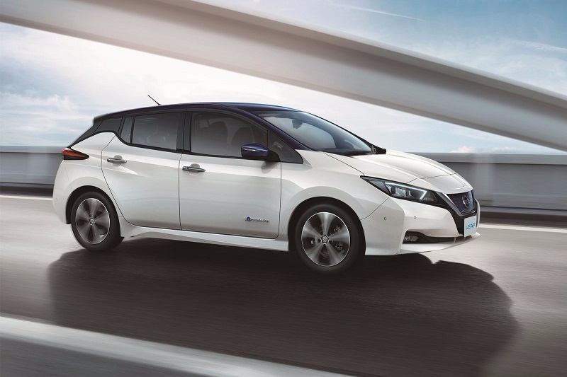 New Nissan Leaf 2018 features