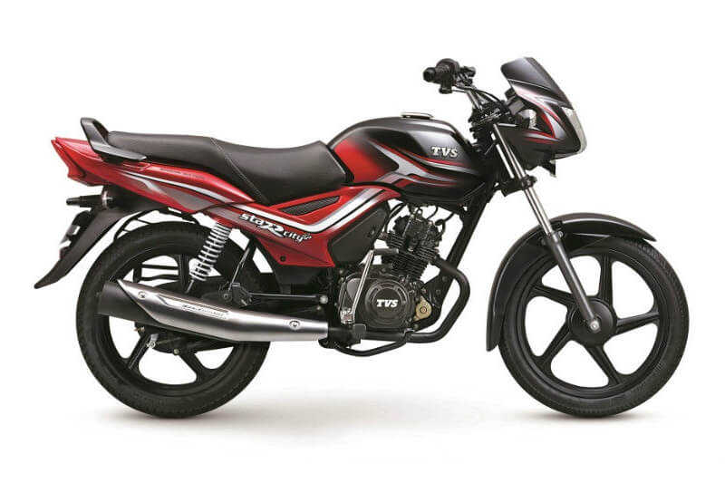 New TVS Star City Plus Dual Tone Edition