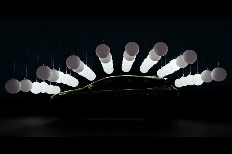 New Toyota Yaris Teaser