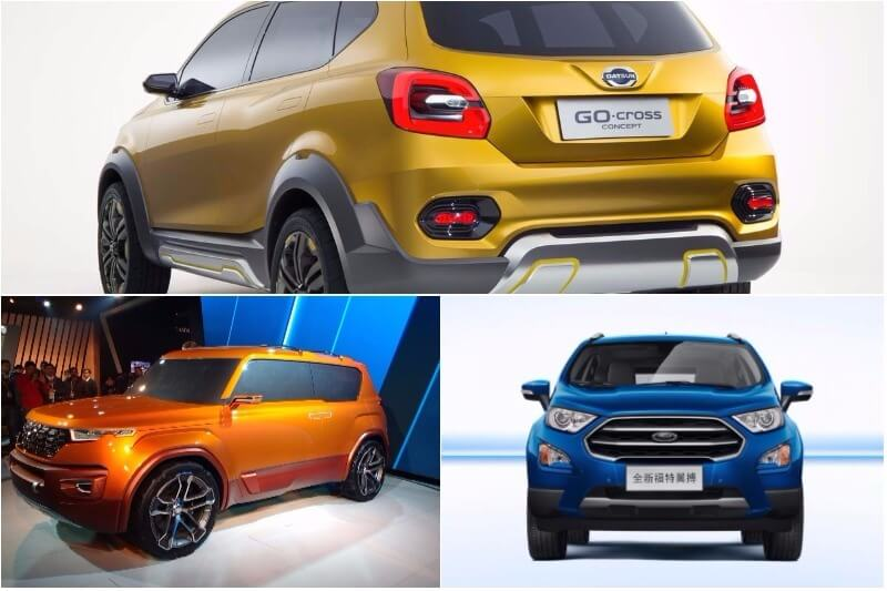 New Upcoming Compact SUVs (1)