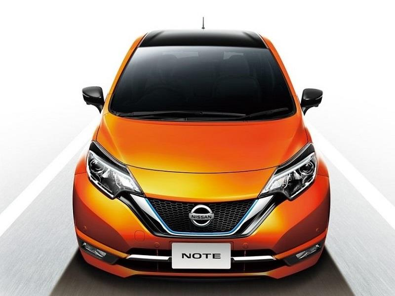 Nissan Note e-Power India features