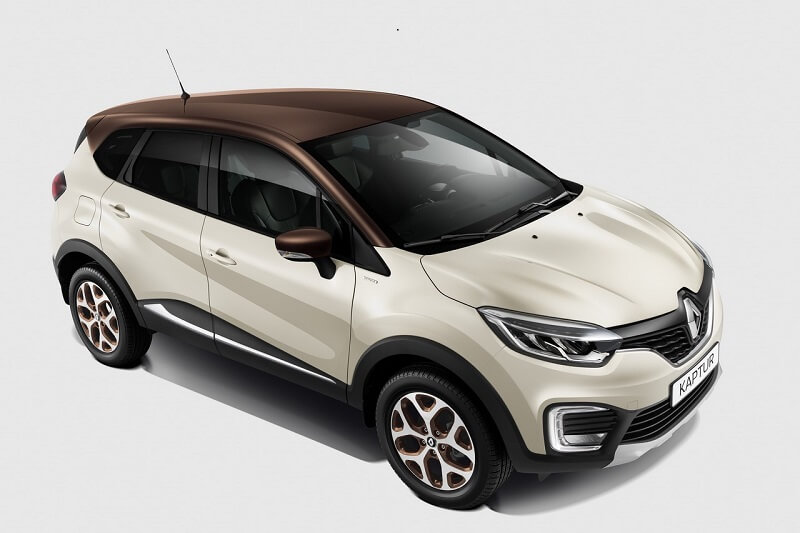 2017 renault captur crossover 5 things to know. Black Bedroom Furniture Sets. Home Design Ideas