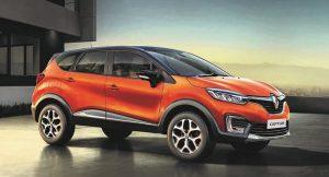 Renault Captur Unveiled
