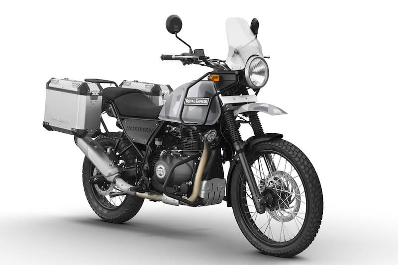 2018 Royal Enfield Himalayan Sleet Edition 1