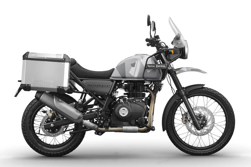 Royal Enfield Himalayan Sleet Edition Features