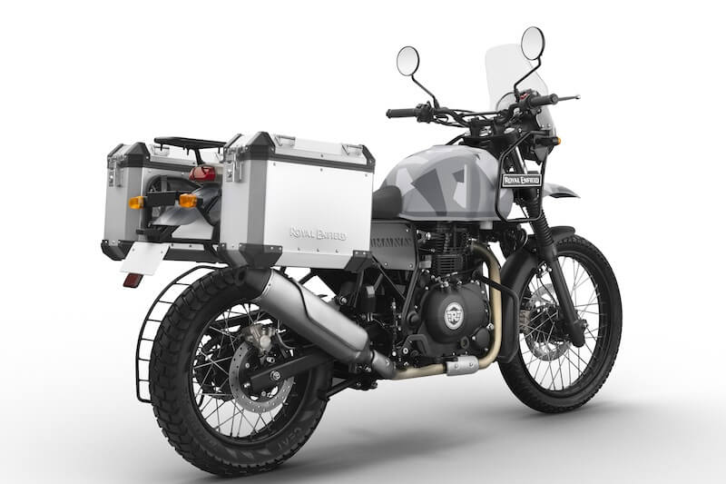Royal Enfield Himalayan Sleet Edition 4