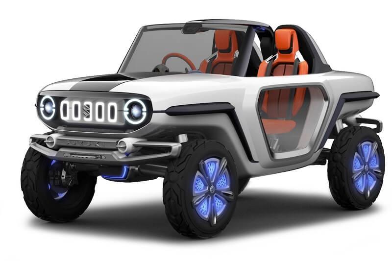 Maruti Suzuki e-Survivor concept