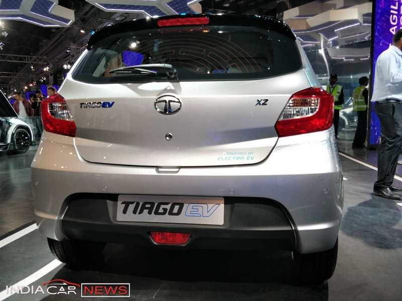 Tata Tiago Electric Price in India