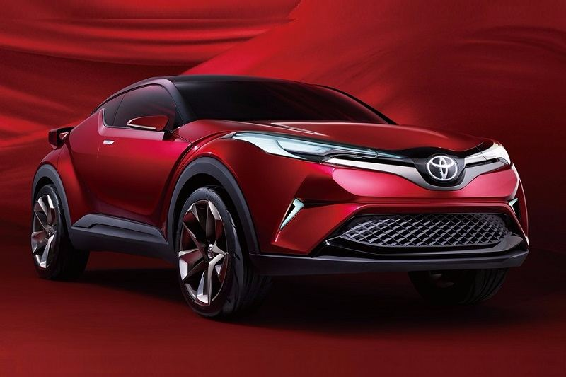 Toyota Teases C Hr Hy Power Concept Ahead Of Its Global Debut