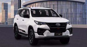 Toyota Fortuner TRD Sportivo India