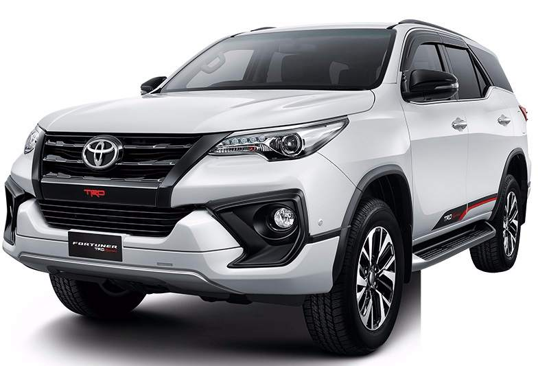 Toyota Fortuner TRD Sportivo India Grille