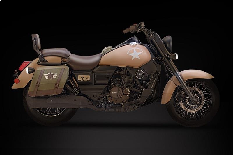 UM Renegade Commando Mojave Edition India