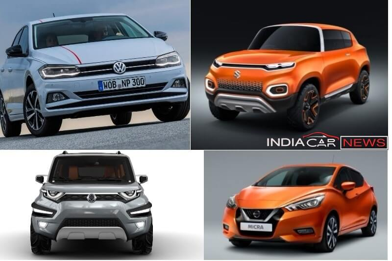 Upcoming Cars Between 5 and 10 lakhs