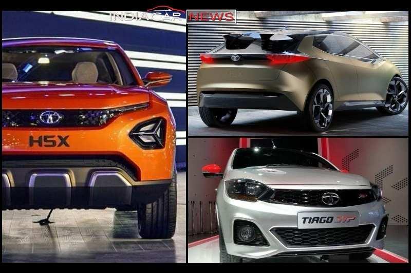 Upcoming Tata Cars in India
