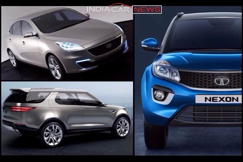 New Upcoming Tata Cars 20353