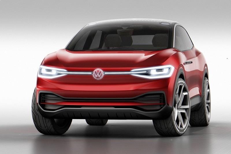 Volkswagen I.D. Crozz Crossover Concept