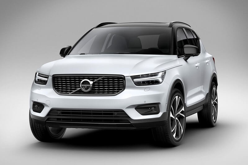 Volvo XC40 India Launch